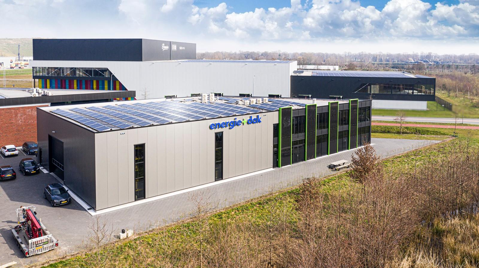 Pand EnergiePlusDak Barneveld + besparen, isoleren, verduurzamen