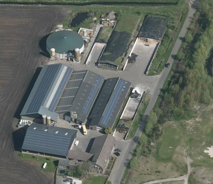 Zonnepanelen Bakel - Noord Brabant