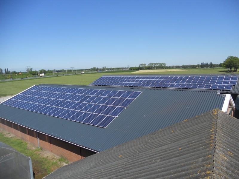 Zonnepanelen Beemte Broekland - Gelderland