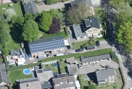 Zonnepanelen Terschuur - Gelderland