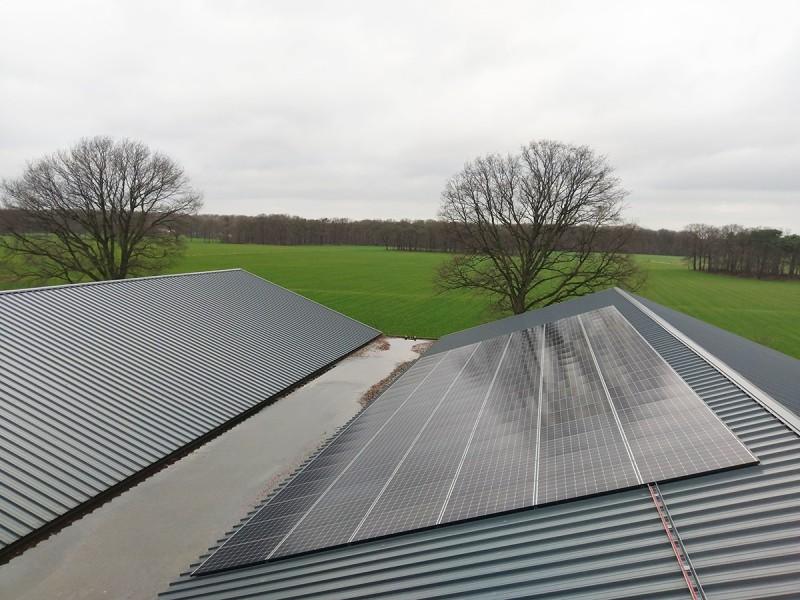 Zonnepanelen Biest-Houtakker - Noord-Brabant