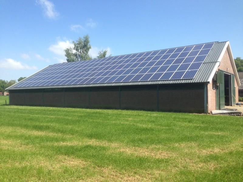 Zonnepanelen Lochem - Gelderland