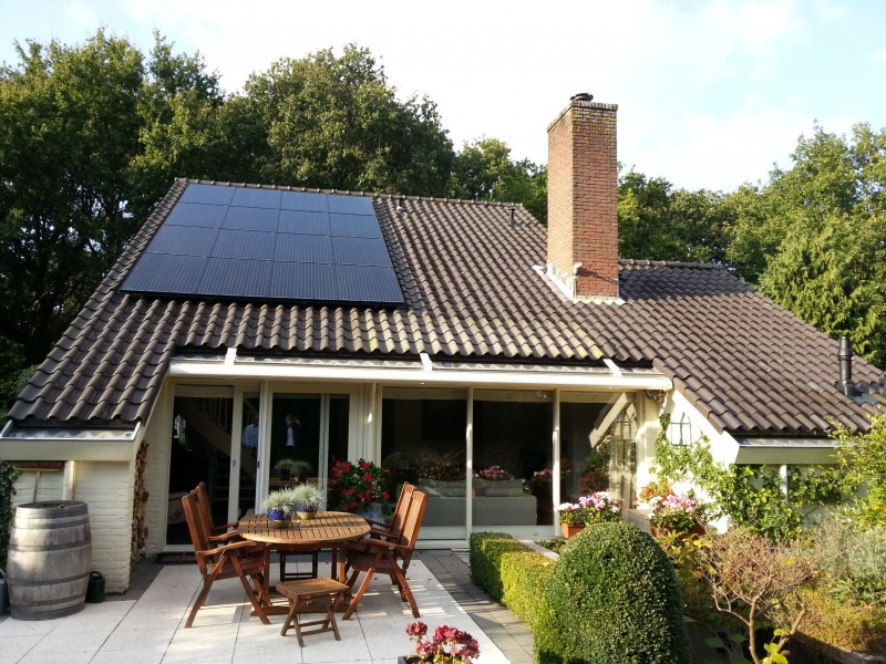Zonnepanelen Huizen - Noord Holland