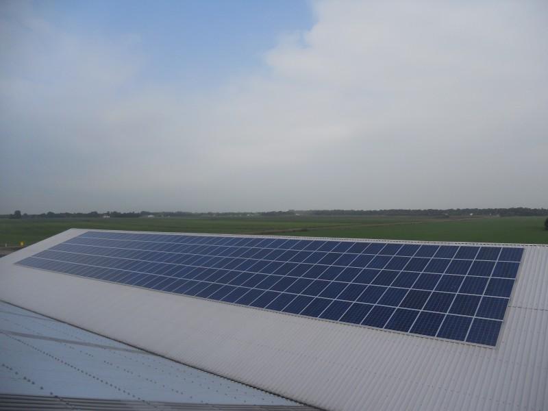 Zonnepanelen Schoonoord - Drenthe