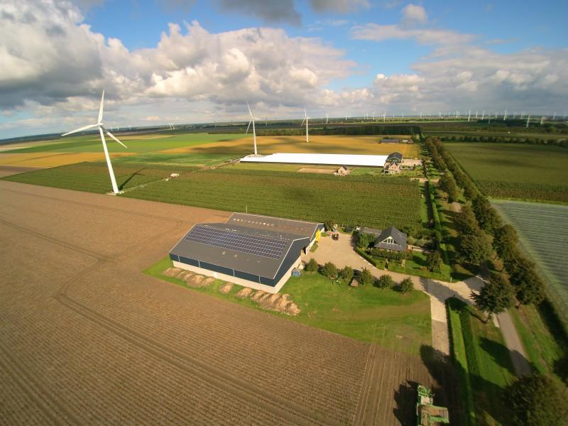 Zonnepanelen Zeewolde - Flevoland