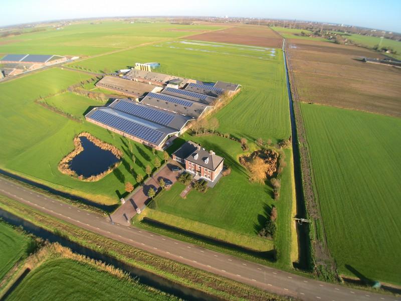 Zonnepanelen Oss - Noord Brabant