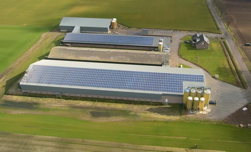 Zonnepanelen Nederweert Eind - Limburg