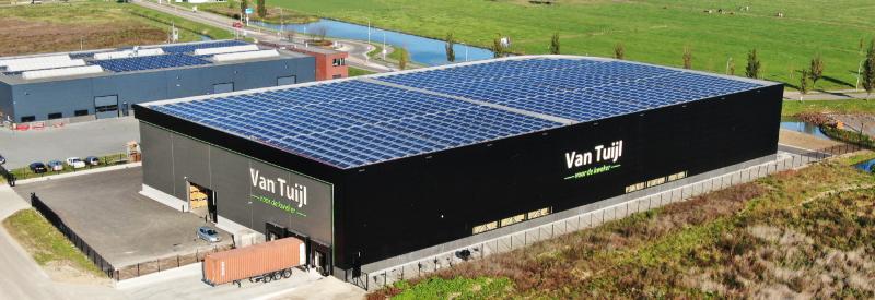 Zonnepanelen Opheusden - Gelderland