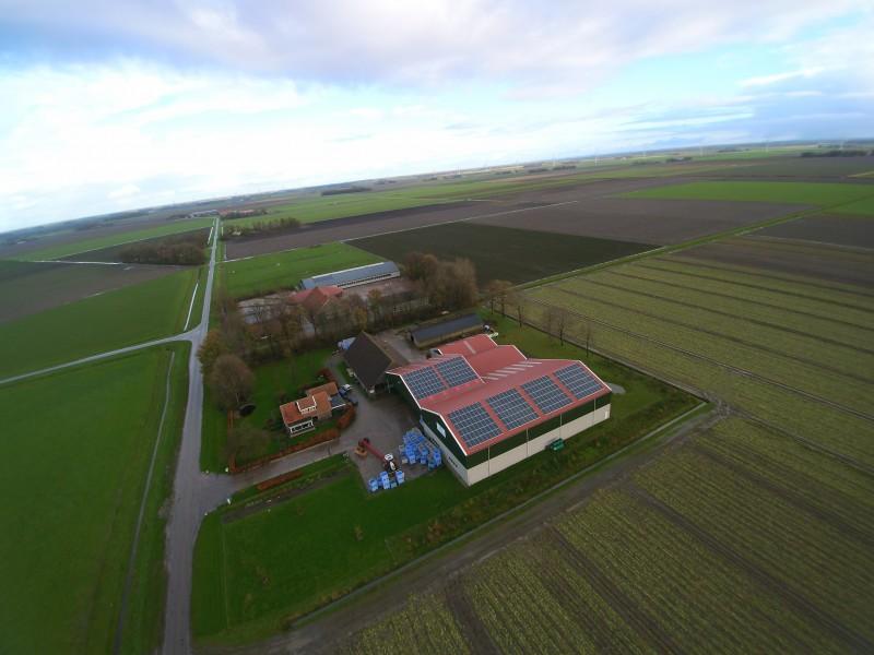Zonnepanelen Biddinghuizen - Flevoland