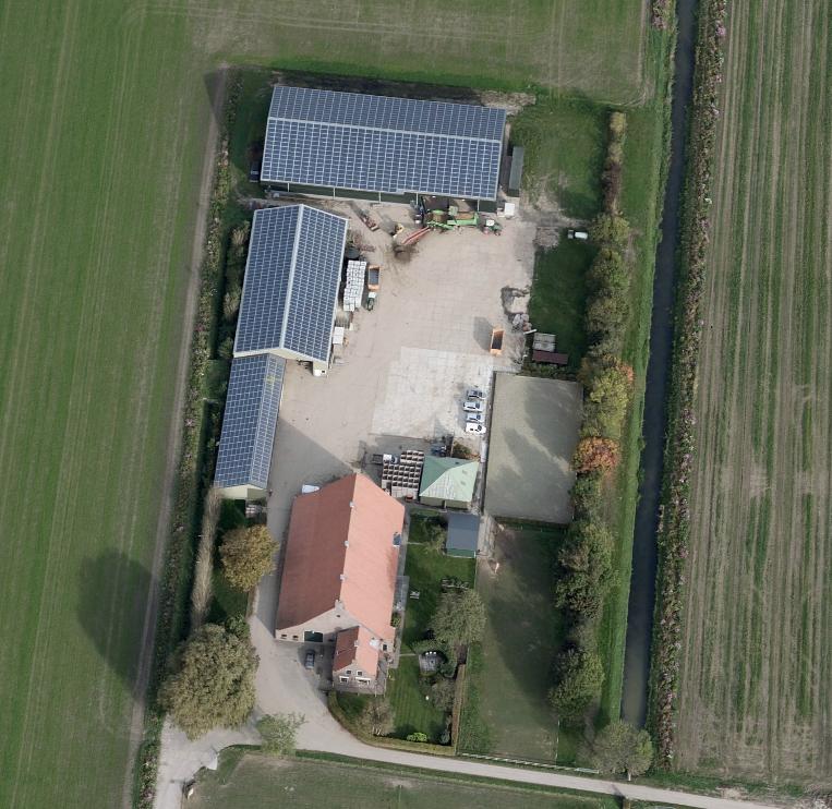 Zonnepanelen Heinenoord - Zuid Holland