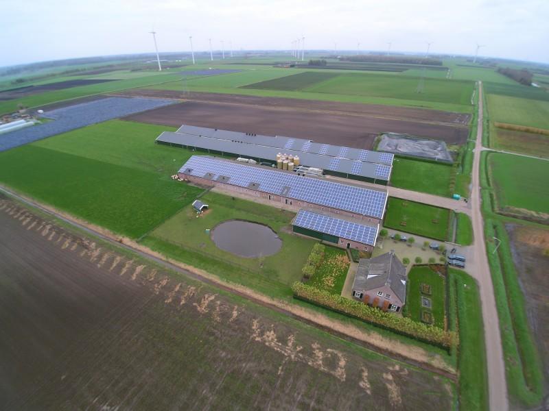Zonnepanelen Hoeven - Noord Brabant