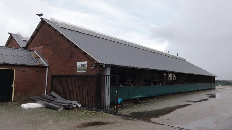 Sandwichpanelen Eemnes - Utrecht