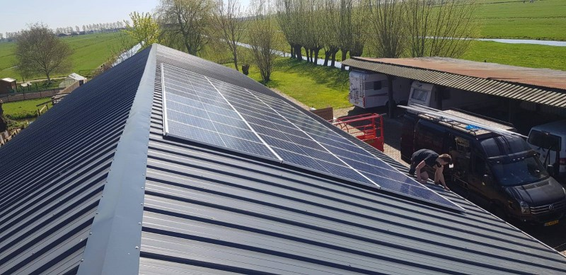 Zonnepanelen Groot-ammers - Zuid Holland