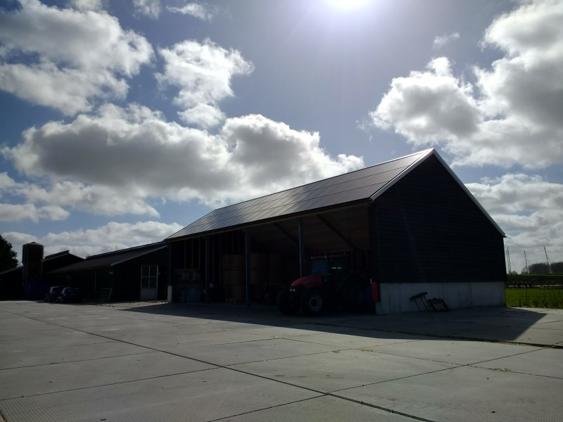 Zonnepanelen Katwoude - Zuid Holland