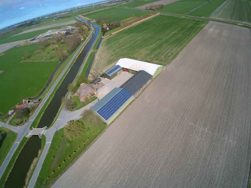 Sandwichpanelen Hoogwoud - Noord Holland