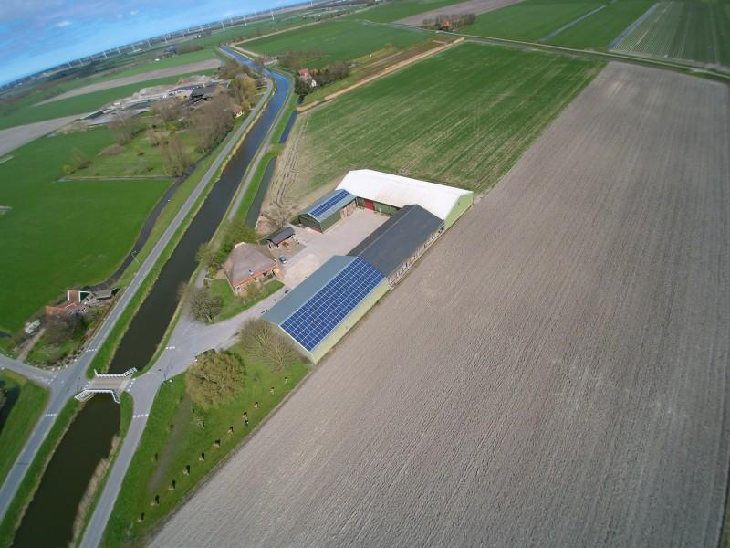Zonnepanelen Hoogwoud - Noord Holland